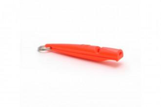 Acme-210 Orange Ultra High Plastic Dog Whistle