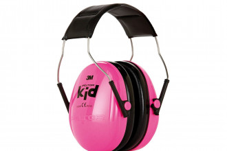 Peltor-Kid Pink Ear Protection