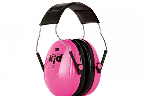 Peltor-Kid Pink Ear Protection