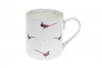 Sophie Allport-Pheasant Amongst Males Standard Mug