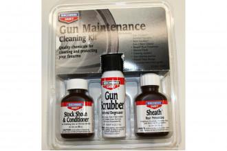 Birchwood Casey-Gun Maintenance Cleaning Kit