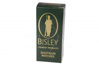Bisley-Shotgun cleaning patches