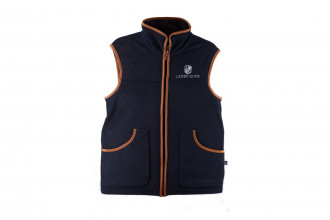 Ladds Guns Adult Navy Gilet