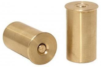 Bisley-12 Gauge Brass Snap Caps
