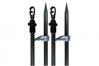 BushWear-Hide Pole Set