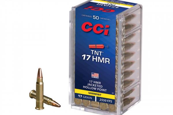 CCI-17 HMR TNT 17 gr