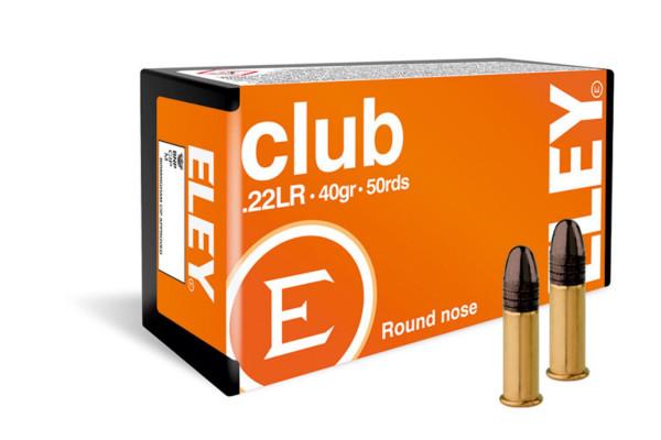 Eley-22 LR Club 40 gr