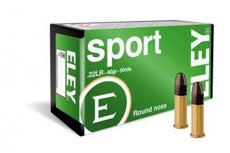 Eley-22 LR Sport 40 gr