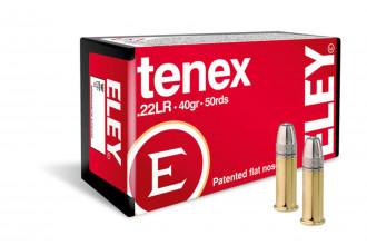 Eley-22 LR Tenex