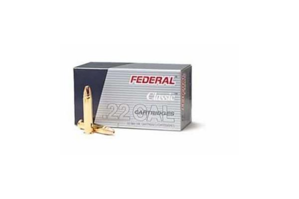 Federal-22 Mag Classic 40 gr
