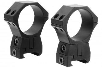 FX No Limit-34mm Dovetail  Mounts