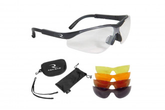 Radians-5 Lens Kit Safety Glasses Set