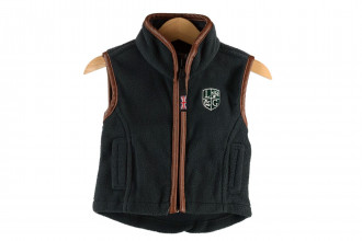 Ladds Guns Child Charcoal Gilet