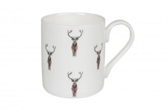 Sophie Allport-Highland Stag Standard Mug