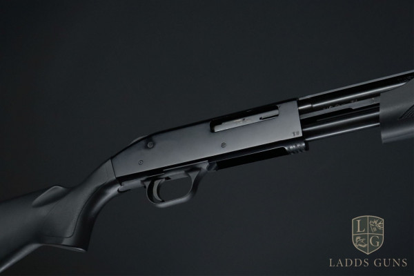Mossberg-500 Pump Hushpower Synthetic