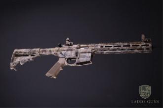 Smith and Wesson-M&P 15-22 Sport Kryptek Highland