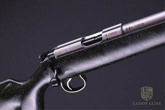 CZ-455 American .17 HMR Stainless Synthetic 16