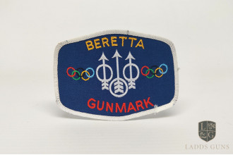 Beretta-Gunmark Badge