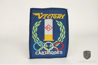 Victory Cartridges-Badge