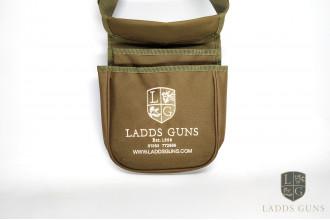 Ladds Guns-Green Cartridge Pouch