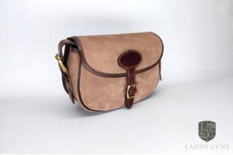 Rey Pavon-Suede Cartridge Bag