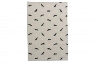 Sophie Allport-Labrador Tea Towel
