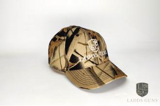 Ladds Guns-Leaf Camo Cap