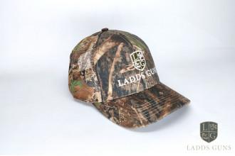 Ladds Guns-Timber Camo Mesh Cap