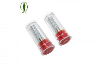 Bisley-12 Gauge Plastic Snap Caps