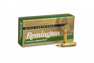 REMINGTON-.223 Rem Premier Accutip 55 gr