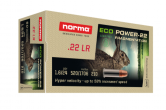 NORMA-Eco Power .22 24grain