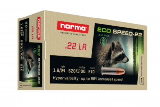 NORMA-Eco Speed .22 24grain