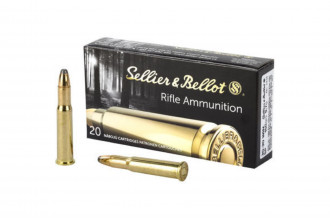 SELLIER AND BELLOT-7.65 Browning/.32 Auto 73gr