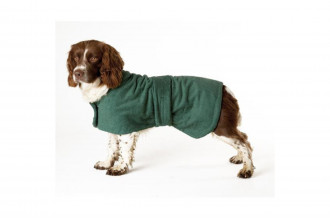 Smiths Country Pursuits Dog Towelling Coat
