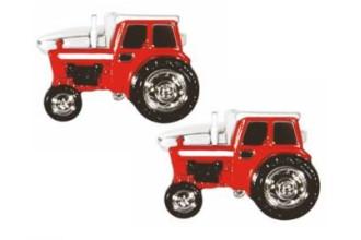 Dalaco-Red Tractor Cufflinks