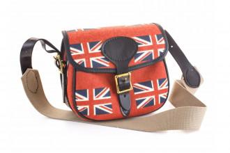 Bradleys-Union Jack Cartridge Bag