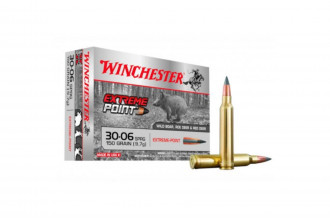 WINCHESTER-270 win, 130gr Extreme point