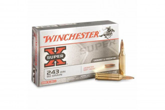WINCHESTER-223 Rem Super X 55 gr