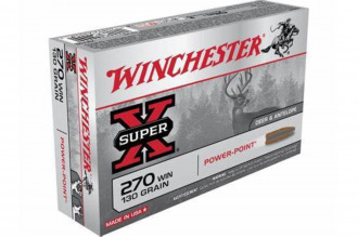 Winchester-308 Win Super X Power Point 150 gr