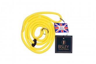 Bisley-Loose Yellow Braid Dog Slip Lead